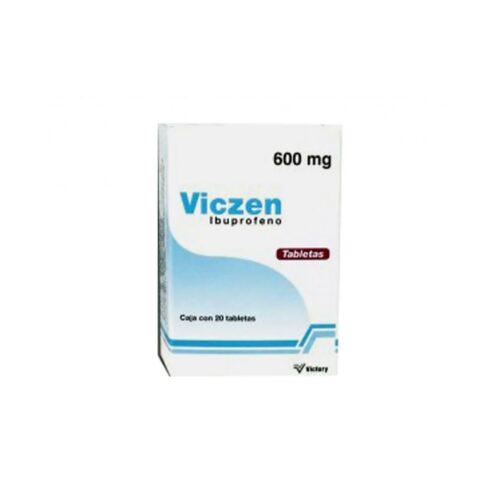 Viczen 600 C/20Tab Ibuprofeno