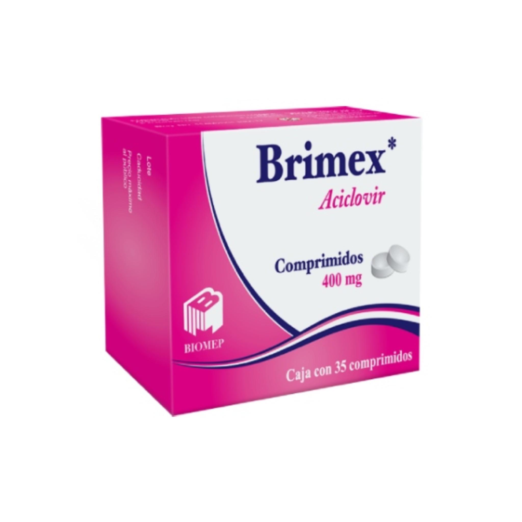 Brimex 400Mg C/35 T Aciclovir